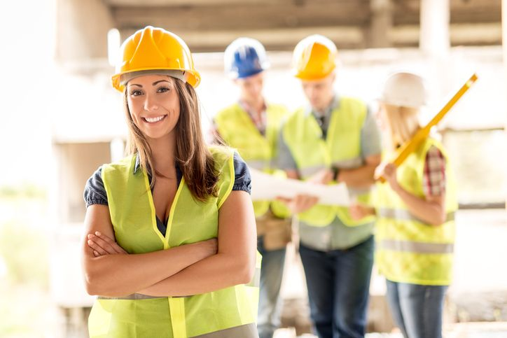 Women in Construction – Barriers & Importance of Gender Inclusiveness