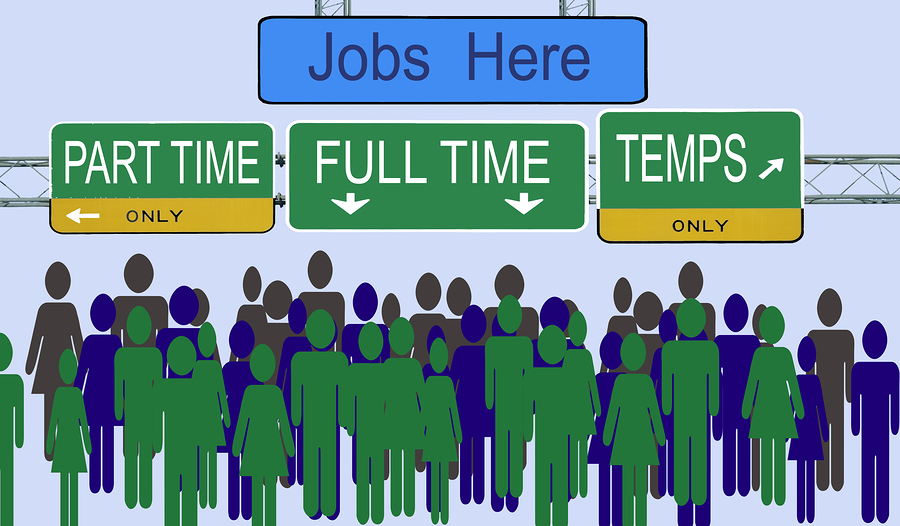 The Benefits of Hiring Temporary Staff to your Business