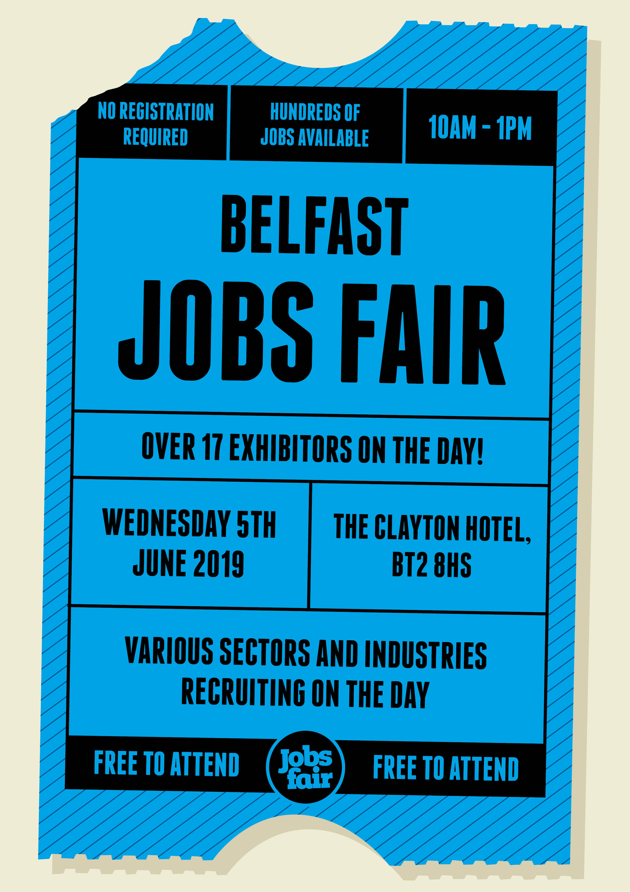 Jobs Fair Belfast